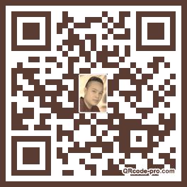 QR code with logo 1Ez30