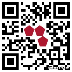 QR code with logo 1EzX0