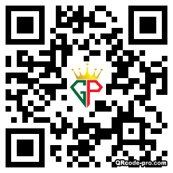 QR code with logo 1FIH0
