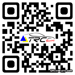 QR code with logo 1FM20