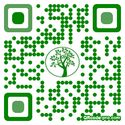 QR code with logo 1FTf0