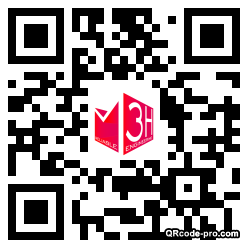 QR code with logo 1FXW0