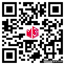 QR code with logo 1FYh0