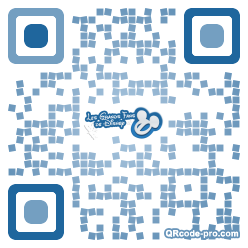 QR code with logo 1FeD0