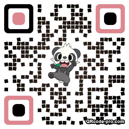 QR code with logo 1Fgo0