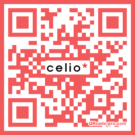 QR code with logo 1FkF0