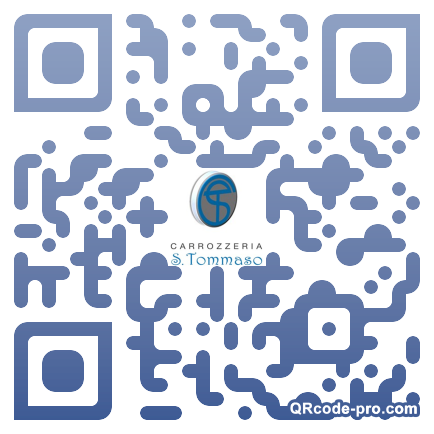 QR code with logo 1FkW0