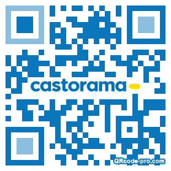 QR code with logo 1Fkt0