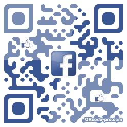 QR Code Design 1FlU0