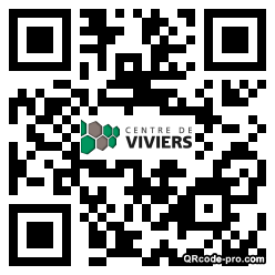 QR code with logo 1FvH0
