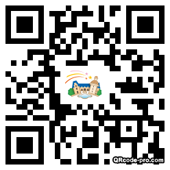 QR code with logo 1Fwj0