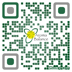QR code with logo 1G1c0