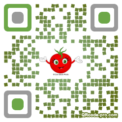 QR code with logo 1G280