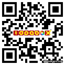 QR code with logo 1G320
