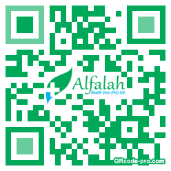QR code with logo 1G330