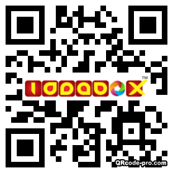 QR code with logo 1G340