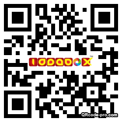 QR code with logo 1G390