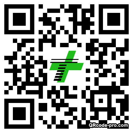 QR code with logo 1G3S0