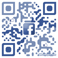 QR code with logo 1G3W0