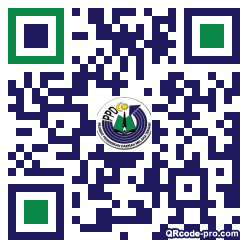QR code with logo 1G3k0