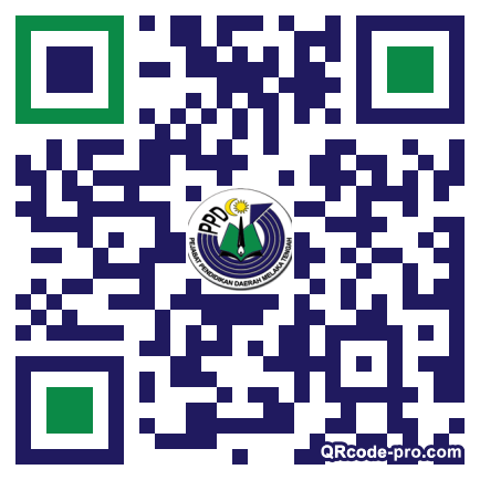 QR code with logo 1G3k0