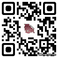 QR code with logo 1G4B0