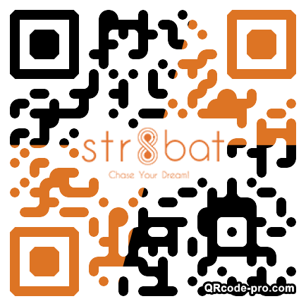 QR code with logo 1G4T0