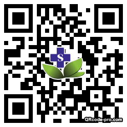 QR code with logo 1G6I0