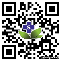 QR code with logo 1G6M0