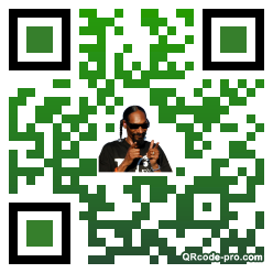 QR code with logo 1G6g0