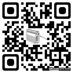 QR code with logo 1G850