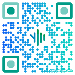 QR code with logo 1GE50