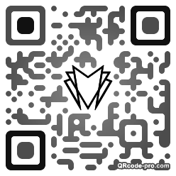 QR code with logo 1GFk0