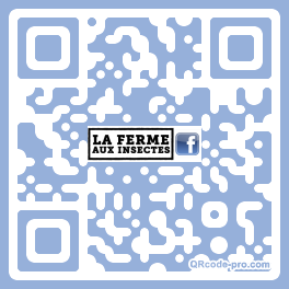QR code with logo 1GHG0