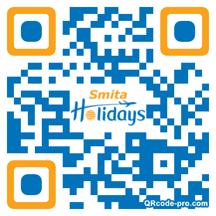 QR code with logo 1GIi0