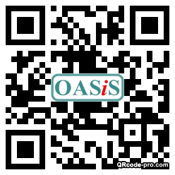 QR code with logo 1GQX0