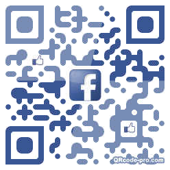 QR code with logo 1GRM0