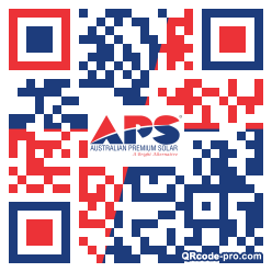 QR code with logo 1GS60