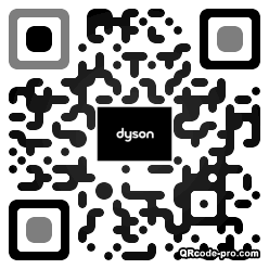 QR code with logo 1GT90