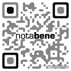 QR code with logo 1GTA0