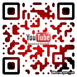 QR code with logo 1GYf0