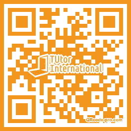 QR code with logo 1Gbw0