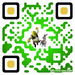 QR Code Design 1Geb0