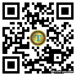 QR code with logo 1Gmg0