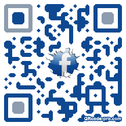 QR code with logo 1Gr00