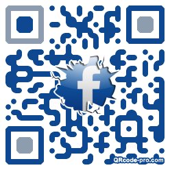 QR code with logo 1Gr20