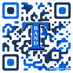 QR code with logo 1GrQ0