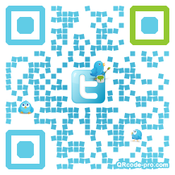 QR code with logo 1GsZ0