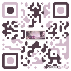 QR code with logo 1Guc0