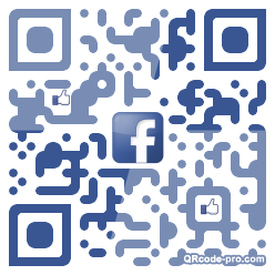 QR code with logo 1Gv90
